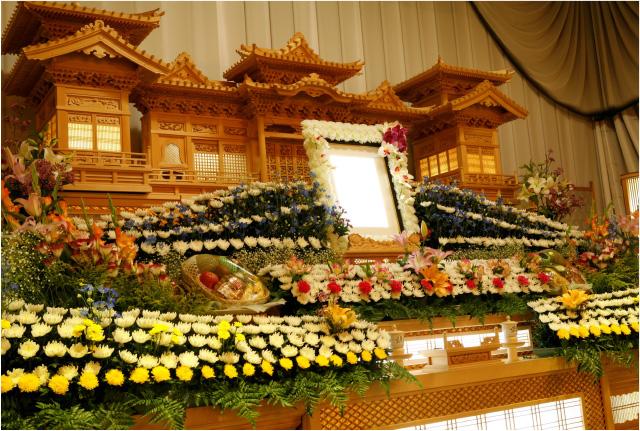 高崎市の家族葬 アムールホール